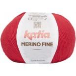 Merino Fine 4 - Rojo