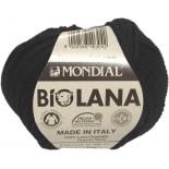 Bio Lana 200 - Negro