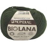 Bio Lana 647 - Verde botella