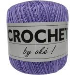 Crochet 405 - Lila mezcla