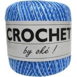 Crochet 406 - Amarillo mezcla