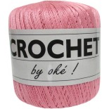 Crochet 261 - Rosa