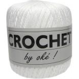 Crochet 011 - Blanco