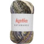 Kathmandu 79 Verde-Tejano-Negro