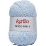 Mississippi 3 813 Celeste claro