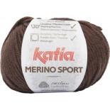 Merino Sport 41 Marrón medio