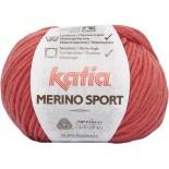 Merino Sport 50 Coral