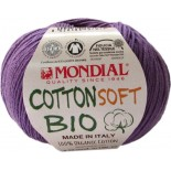 Cotton Soft Bio 312 - Violeta