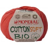 Cotton Soft Bio 866 - Coral