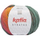 Stratos 109 Verde/Rojo/Naranja