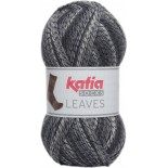 Leaves Socks 65 - Gris