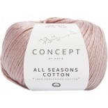 All Seasons Cotton 6 - Rosa