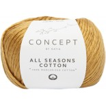 All Seasons Cotton 15 - Mostaza