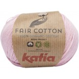 Fair Cotton 9 - Rosa bebé