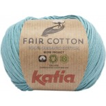 Fair Cotton 16 - Turquesa