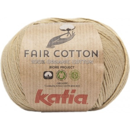 Fair Cotton 1 - Blanco