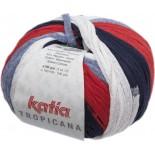 Tropicana 300 - Blanco-Rojo-Negro-Gris