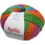 Tropicana 306 - Verde-Naranja-Fucsia-Turquesa
