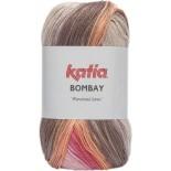 Bombay 2029 - Coral-Naranja-Marron