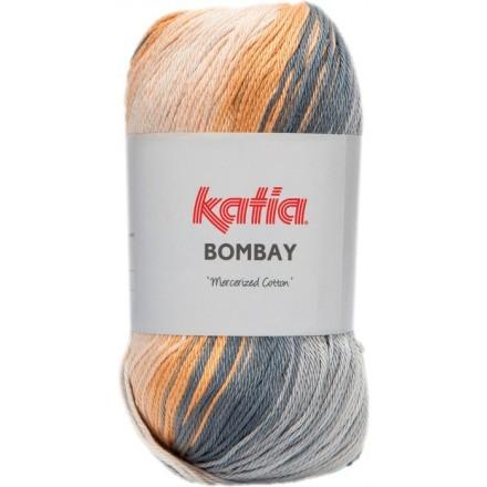 Bombay 2028 - Naranja-Azul agua-Chicle-Tejano