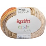 CANDY 669 - Beige-Naranja-Amarillo-Coral