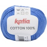 Cottón 100% 52 - Azul noche