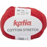 Cotton Stretch 33 - Rojo