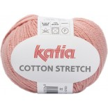 Cotton Stretch 32 - Salmón