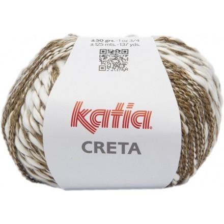 Creta 73 - Blanco-Negro