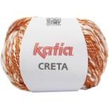 Creta 76 - Naranja-Crudo