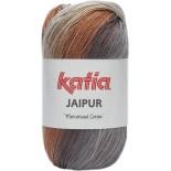 Jaipur 251 - Negro-Gris-Beige-Naranja