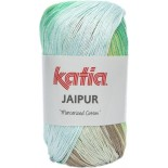 Jaipur 215 - Verde-Azul-Blanco