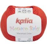 Mónaco Baby 46 - Rojo anaranjado
