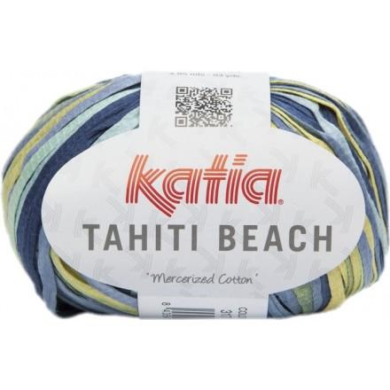 Tahiti Beach 315 - Gris-Lila-Turquesa -Verde