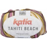 Tahiti Beach 318 - Salmón-Oliva-Marrón-Rosa