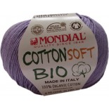 Cotton Soft Bio 155 - Morado
