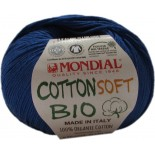 Cotton Soft Bio 738 - Añil