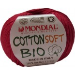 Cotton Soft Bio 820 - Frambuesa