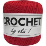 Crochet 004 - Rojo