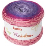Top Rainbow 80 Malva/Pistacho/Rosa