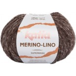 Merino-Lino 500 - Blanco