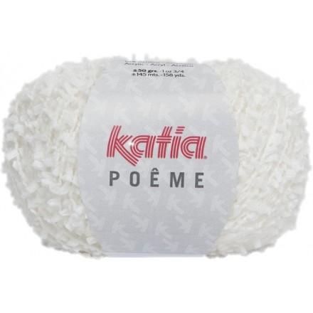 Poême 50 - Blanco