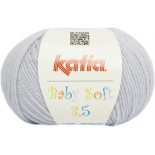 Baby Soft 3,5 30 - Gris claro perlado