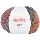 Inca 128 Fucsia-Azul-Amarillo-Negro