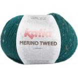 Merino Tweed 311 Verde Botella