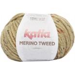 Merino Tweed 409 Negro