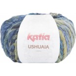 Ushuaia 623 - Azules-Amarillo-Crudo