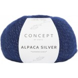 Alpaca Silver 262 - Azul noche