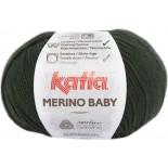 Merino Baby 85 - Verde oscuro