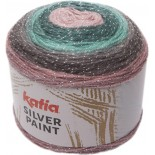 Silver Paint 100 - Rojo-Gris-Granate-Negro